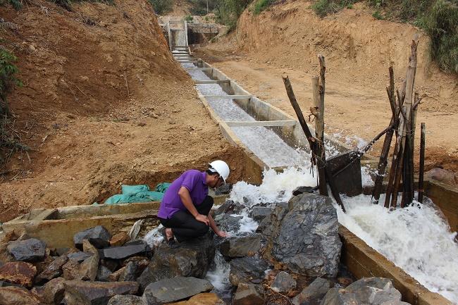 Điện Biên: Cấp 5 giấy phép hoạt động lĩnh vực tài nguyên nước