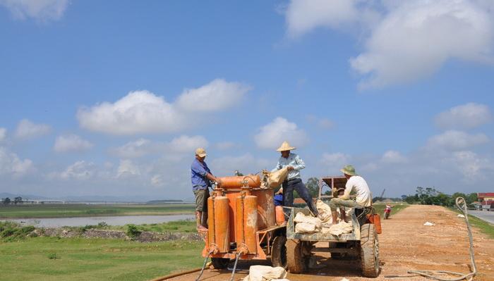 Nghệ An: Nâng cấp công trình thủy lợi ứng phó biến đổi khí hậu